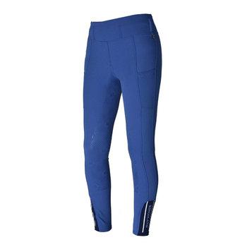 Katja  W E-Tec F-Grip PullOn Breeches Blue Delft