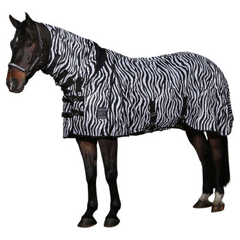 HorseGuard fluedekken Zebra