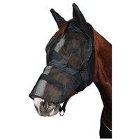 HorseGuard Fluemaske med ører og mulebeskytter UV behandlet