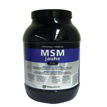 MSM 100% ren 2kg W