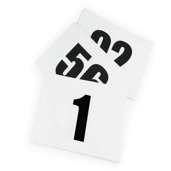 Startnummer til vest Shires