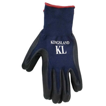 Kingsland Riding Gloves med gummi