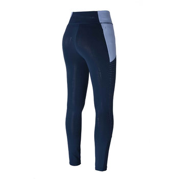 Kingsland Karina W-Tec F-Grip Comp Tights Blue Midnight navy