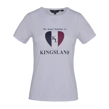 Kingsland Ibiza T-skjorte White