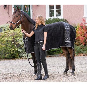 HorseLife Crown Collection Fleecedekken