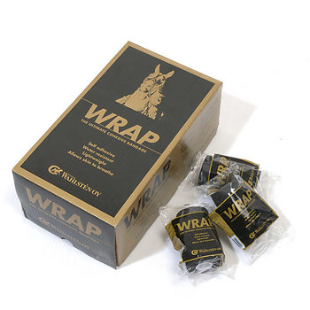 Selvklebende W-Wrap bandasje
