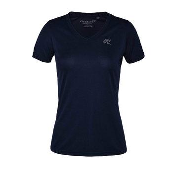 Kingsland Desma V-Neck Shirt