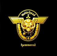 Motörhead - Hammered - LP