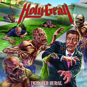 Holy Grail - Improper Burial - 7