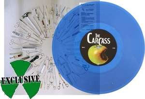 Carcass - Surgical Remission - Surplus Steel - Blå 10