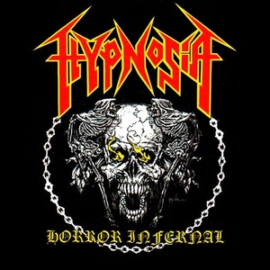 Hypnosia - Horror Infernal - LP
