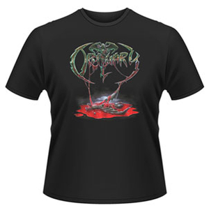 Obituary - Left To Die - t-shirt