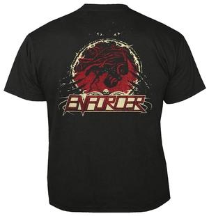 Enforcer - Death By Fire - t-shirt