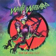 White Wizzard - The Devils Cut - Lila LP