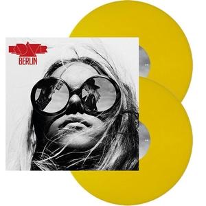 Kadavar - Berlin - Yellow LP