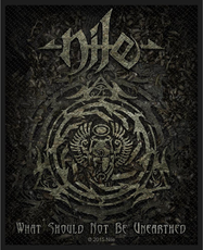 Nile - What Should Not Be Unearthed - patch