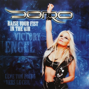 Doro - Raise Your Fist In The Air - Clear 10