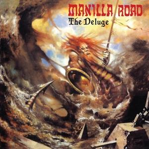 Manilla Road - The Deluge - LP