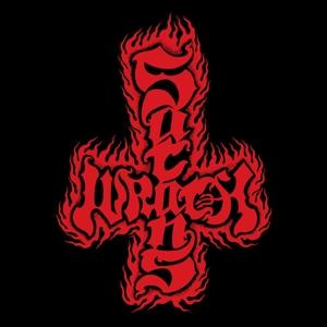 Satans Wrath - Galloping  Blasphemy - Marmorerad LP
