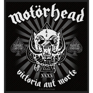 Motörhead - Victoria Aut Morte - patch