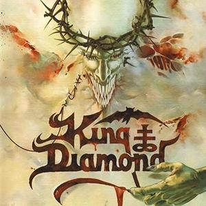 King Diamond - House Of God - Beige-Röd LP