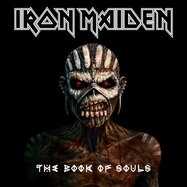 Iron Maiden - The Book Of Souls - LP