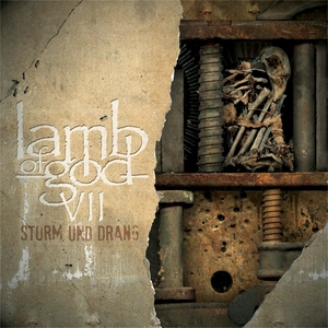Lamb Of God - VII Sturm Und Drang - LP