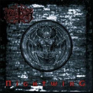 Marduk - Nightwing - Grön LP