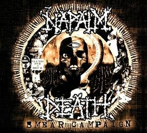 Napalm Death - Smear Campaign - CD-Digi
