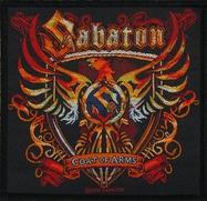 Sabaton - Coat Of Arms - patch