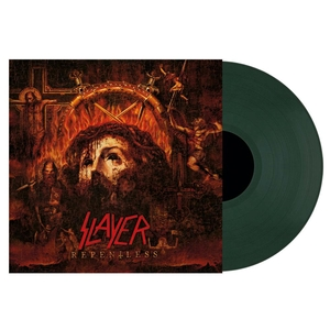Slayer - Repentless - Grön LP