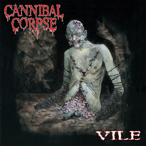 Cannibal Corpse - Vile - Marbled LP