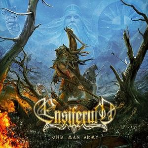 Ensiferum - One Man Army - Marmorerad LP