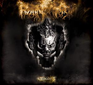Rotting Christ - Theogonia - Orange LP
