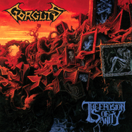 Gorguts - The Erosion Of Sanity - Orange LP