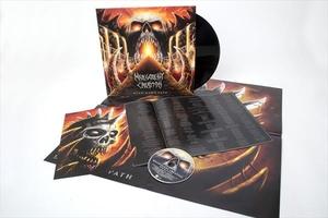 Malevolent Creation - Dead Mans Path LP-CD
