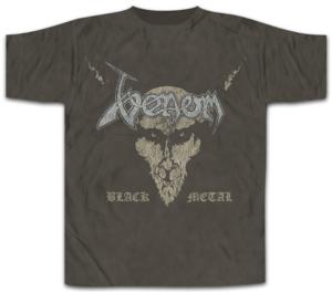 Venom - Black Metal Distressed - t-shirt