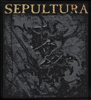Sepultura - Mediator - patch