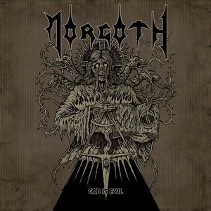 Morgoth - God Is Evil - Clear 7