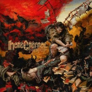 Hate Eternal - Infernus - Orange LP