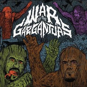 Philip H Anselmo - Warbeast - War Of The Gargantuas - Lila 10