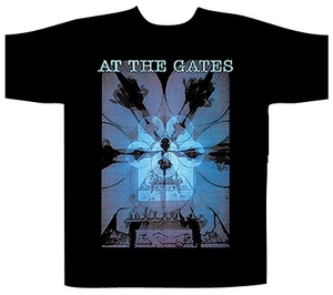 At The Gates - With Fear I Kiss The Burning Darkness - t-shirt