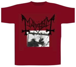 Mayhem - Deathcrush - t-shirt