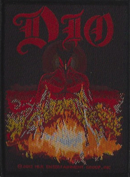 Dio - The Last In Line - patch