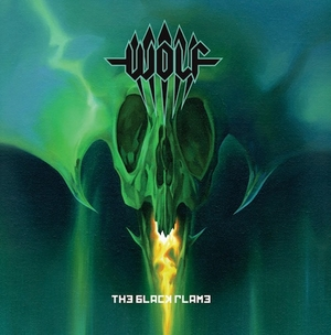 Wolf - The Black Flame - LP