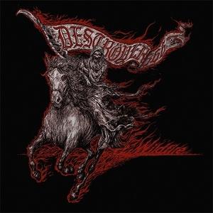 Deströyer 666 - Wildfire - 3rd press LP