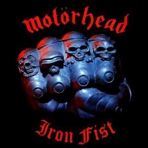 Motörhead - Iron Fist - LP