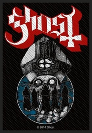 Ghost - Warriors - patch