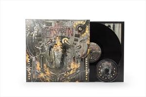 The Crown - Death Is Not Dead - LP-CD