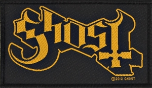 Ghost - Logo - patch